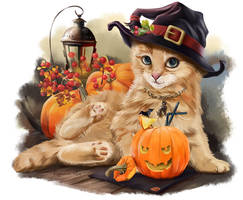 Pumpkin Time by Kajenna