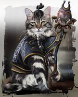 The sorcerer by Kajenna