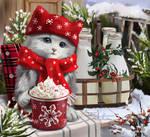 Snow milk