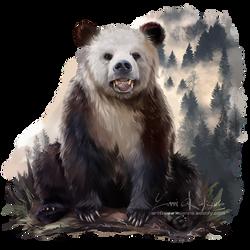 Bear by Kajenna