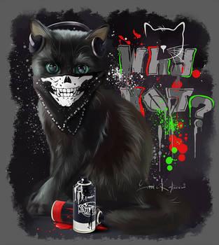 Cheshire Cat by Kajenna