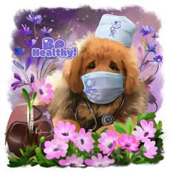 My furry doctor