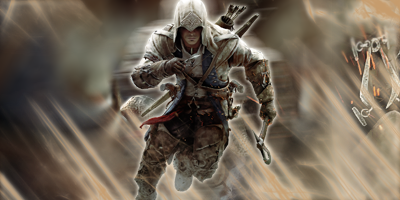 Assassins Creed III by redxdrag
