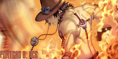 Portgas D. Ace by redxdrag