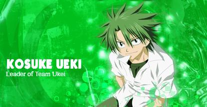 Ueki by redxdrag