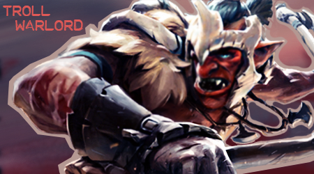 Troll Warlord by redxdrag