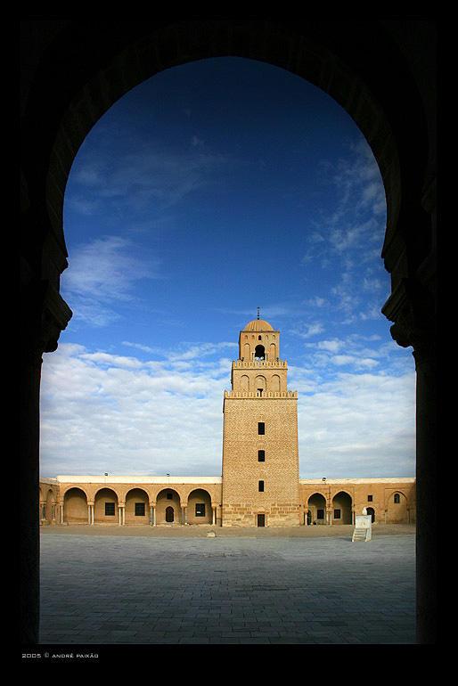 Great Mosque of Kairouan by peitxon