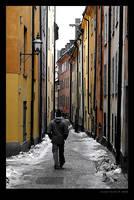 black head in stockholm by peitxon
