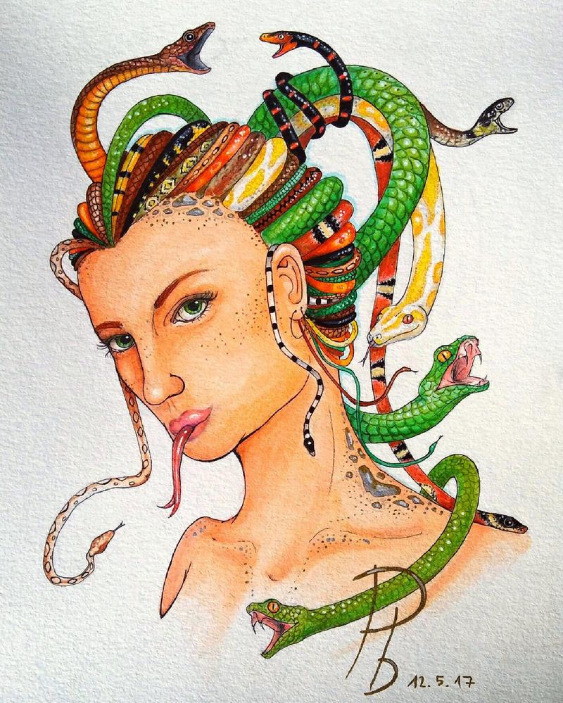 Medusa by Soul-Nr-0