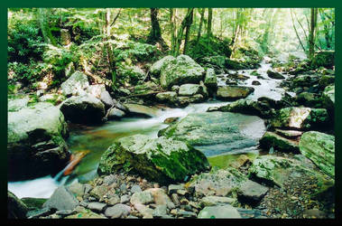 Cascades I by heavyatom