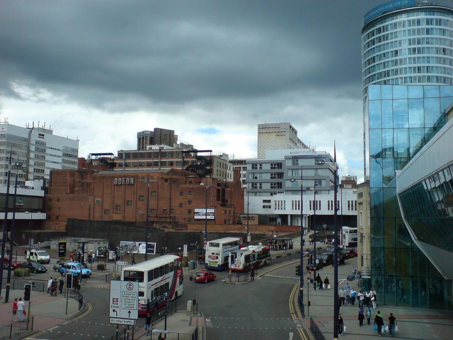 SmallBrook Qu, Birmingham 19 by TheCrimsonEmo