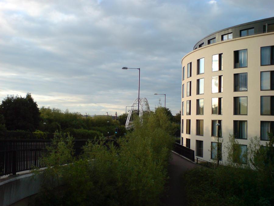 St. Georges Road, Cheltenham 4 by TheCrimsonEmo