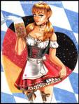 Oktoberfest Girl!