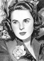 Ingrid Bergman by Virus-Tormentor