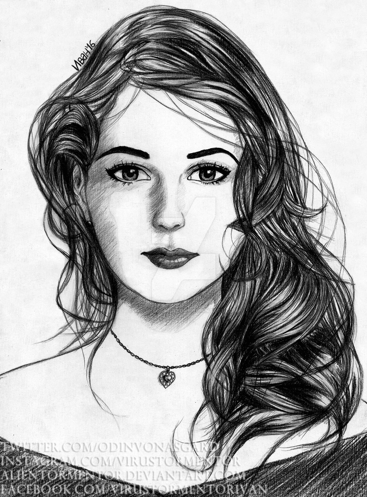 Young Woman by Virus-Tormentor