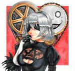 Mechanical Heart by Virus-Tormentor