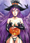 Sexy Witch by Virus-Tormentor