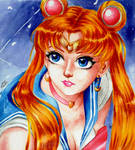 Sailor Moon Redraw by Virus-Tormentor