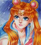 Sailor Moon Redraw by Virus-Tormentor