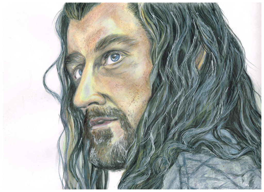 Thorin Oakenshield - Finished by mohalfblood