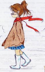 ice skating by hikari-hime-sama