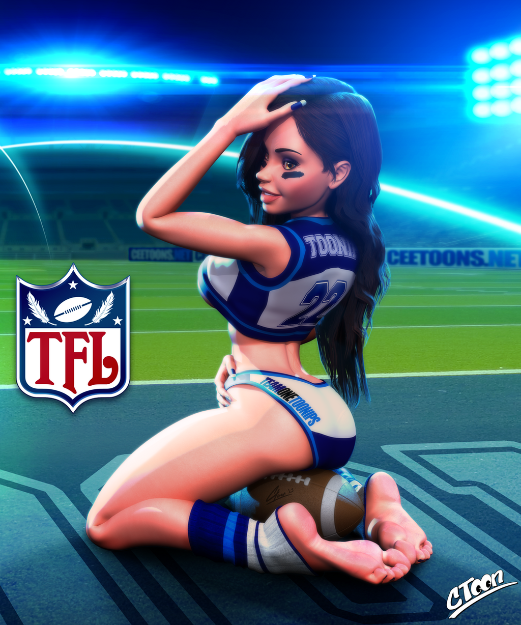 Toonpis FootBall League by CToon