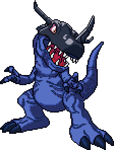Blackgreymon