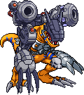 MachineGreymon by Tony5ify