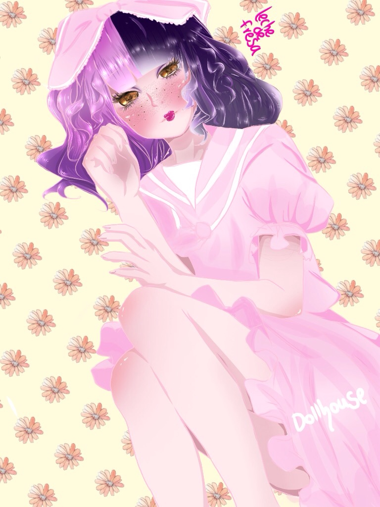 Melanie Martinez  Dollhouse By Azumii98