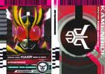 Kamen Ride: Kuuga Rising Ultimate Form