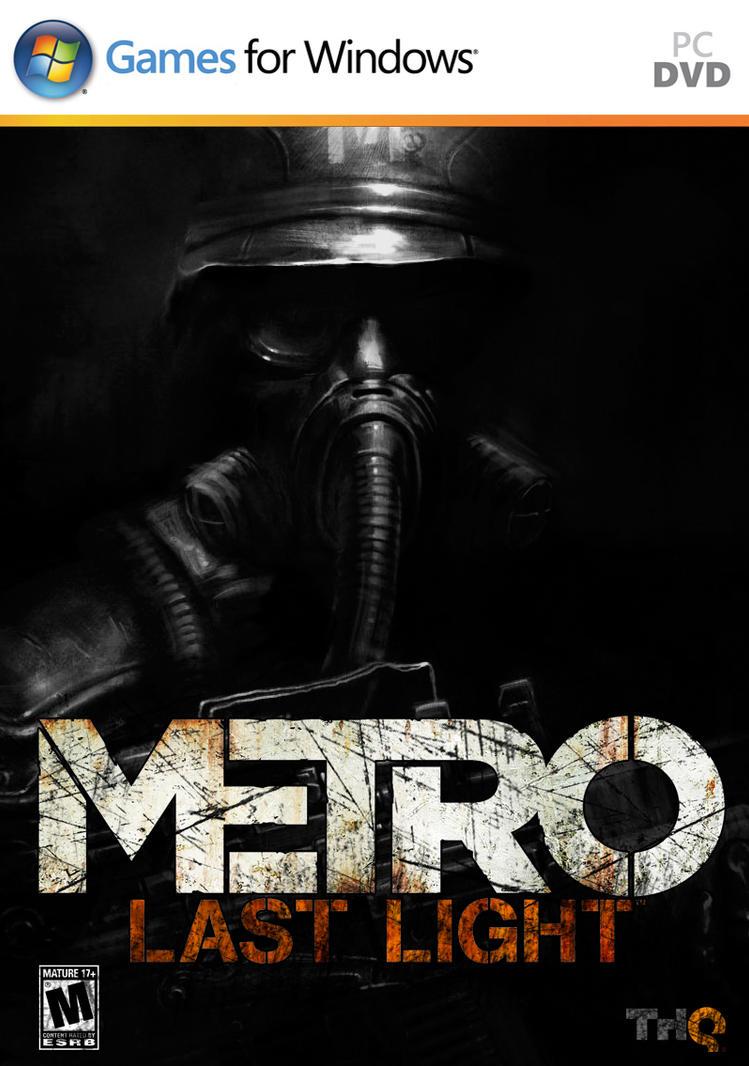 Metro: Last Light [v 1.0.0.4 + 2 DLC] (2013) РС | RePack от Fenixx