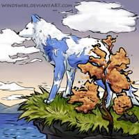Sea Breeze by WindSwirl