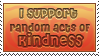 Random Acts of Kindness by WindSwirl
