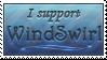 WindSwirl Stamp by WindSwirl