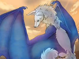I am the Wind by WindSwirl
