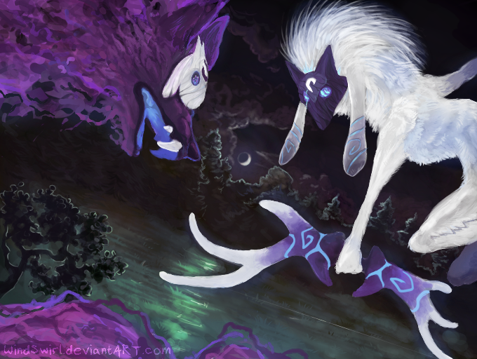 Kindred by WindSwirl