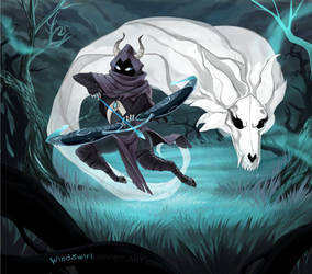 Reaper Kindred by WindSwirl