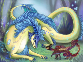 Nighttime Magic by WindSwirl