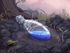 Lost Mana Potion