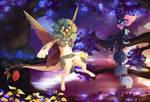 Starry Dance by WindSwirl