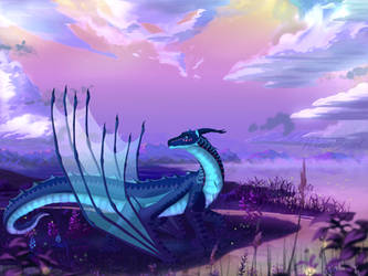 YCH: Astral - Video in description! by WindSwirl