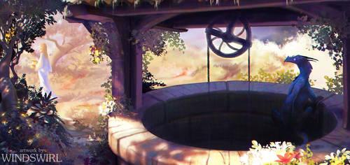 The Old Well [Speedpaint Video in Desc]