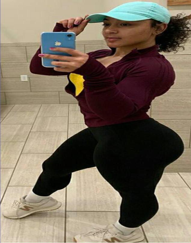 Teen thick latina The 8