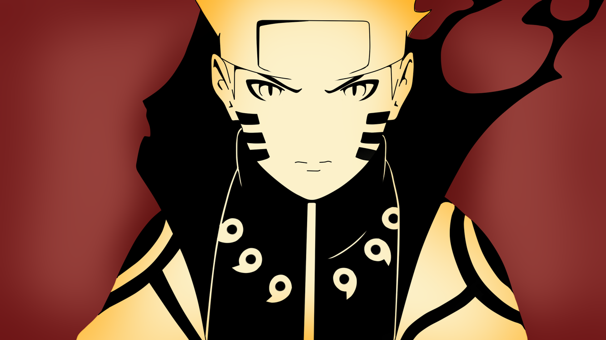 Naruto Uzumaki Background 1920 x 1080 by Beaken