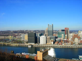Pittsburgh. by TigerChick2529