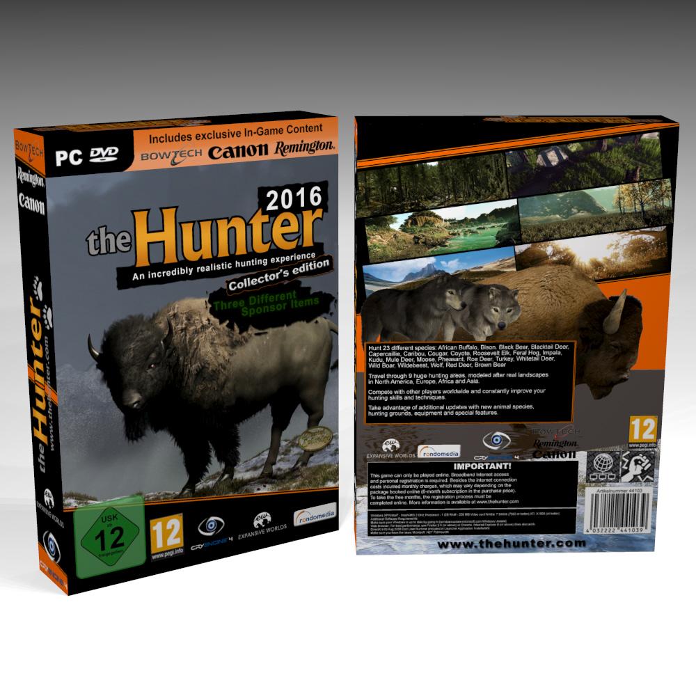 скачать игру The Hunter 2016 - фото 3