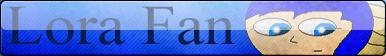 Lora Fan Button by Hawkpelt22