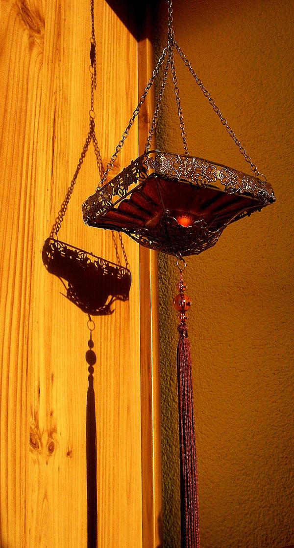 arabic candlestick