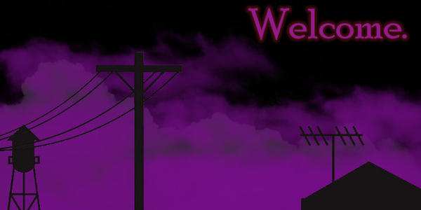 Welcome. by immortal--flower