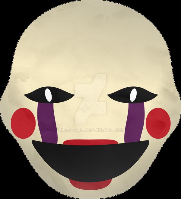Fnaf Marionette Face - New Sex Images-7100